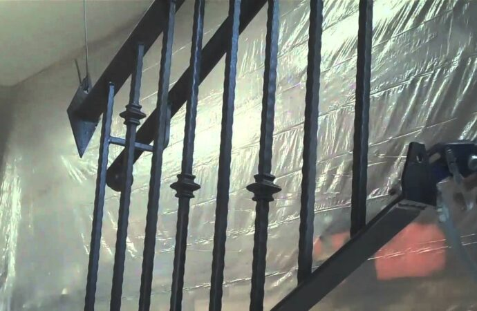 Metal Railings Painting-Midland TX Professional Painting Contractors-We offer Residential & Commercial Painting, Interior Painting, Exterior Painting, Primer Painting, Industrial Painting, Professional Painters, Institutional Painters, and more.