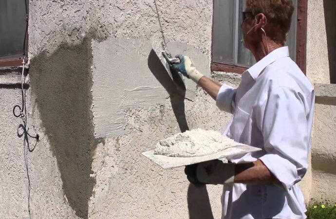 Stucco Repairs-Midland TX Professional Painting Contractors-We offer Residential & Commercial Painting, Interior Painting, Exterior Painting, Primer Painting, Industrial Painting, Professional Painters, Institutional Painters, and more.